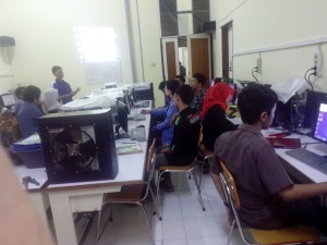 Workshop Linux dan Jaringan